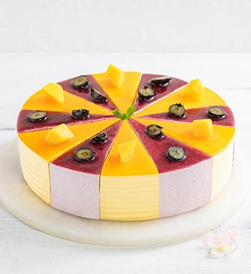 依戀(12塊)【無賀卡、巧克力牌、蠟燭、生日帽】