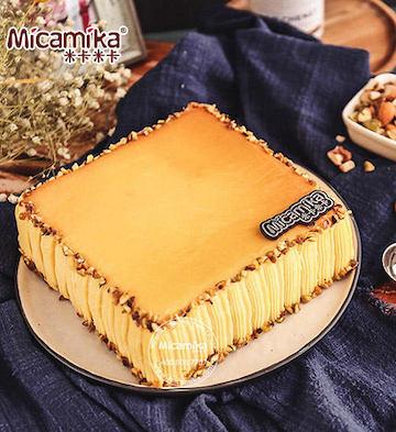 檸香乳酪 (1.5磅)