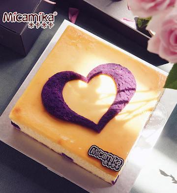 紫薯乳酪 (1.5磅)