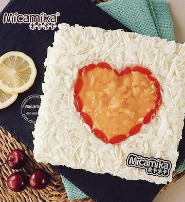 奶油水果(手稿蛋糕)(1.5磅)