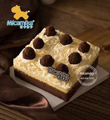 松露巧克力蛋糕(1.5磅)