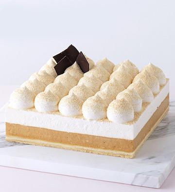 雪域焦糖芝士蛋糕(2-4人食)