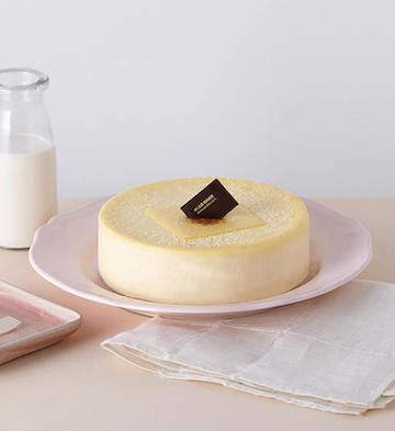 海盐乳酪芝士蛋糕(2-4人食)