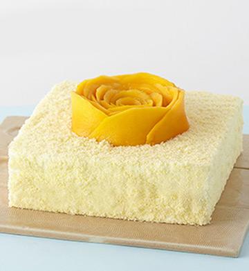 芒果心愿盒蛋糕(2-4人食)