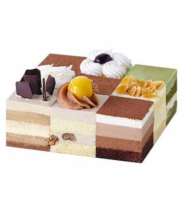 环游世界·秋冬季蛋糕(1磅)