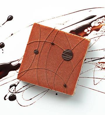 提拉米蘇·寫意蛋糕(2-4人食)