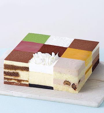 环游世界·春夏季蛋糕(5-8人食)