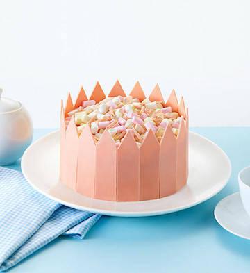公主蛋糕(5-8人食)