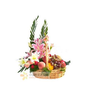 水果花篮F