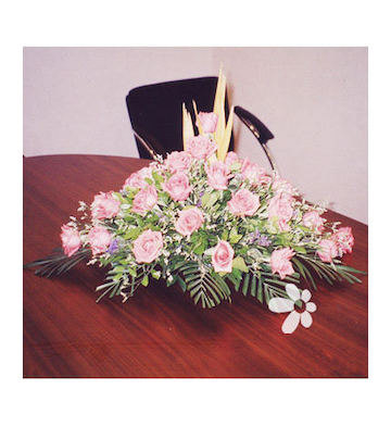 会议桌花C