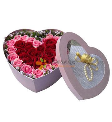 心心相印(花盒)