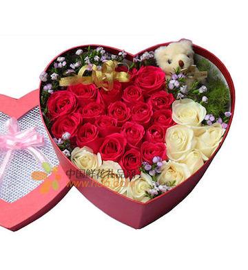 甜蜜恋情(花盒)