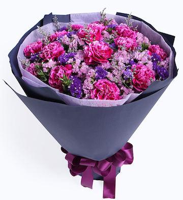 紫为你动馨