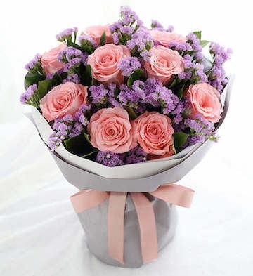鲜花/你的香气