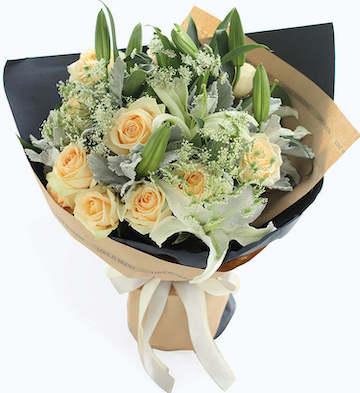 天秤座守護花
