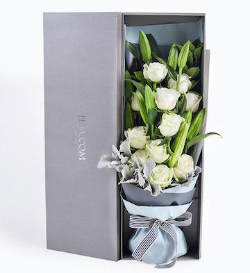 愛是唯一 鮮花禮盒