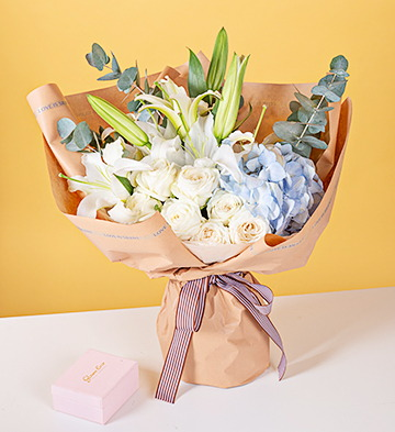 摩羯座守護花