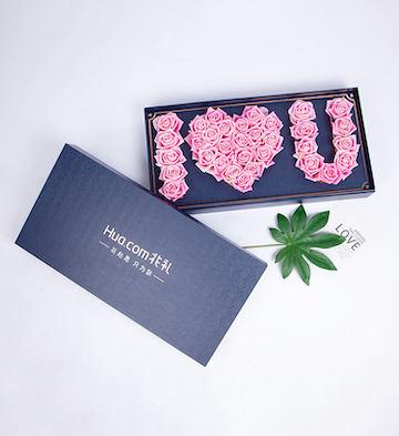 「傾情系列」I LOVE YOU/粉