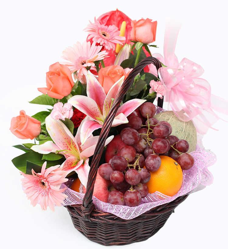 水果花篮-欣情