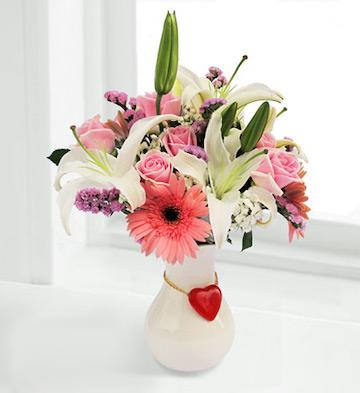 高档花瓶插花G