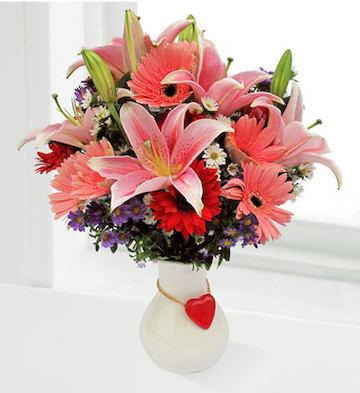 高档花瓶插花M