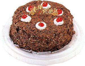 蛋糕/黑森林迷恋