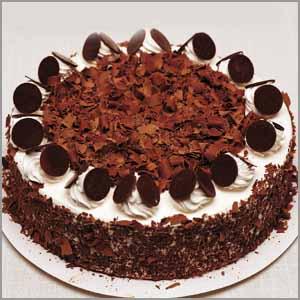 蛋糕/黑森林诱惑