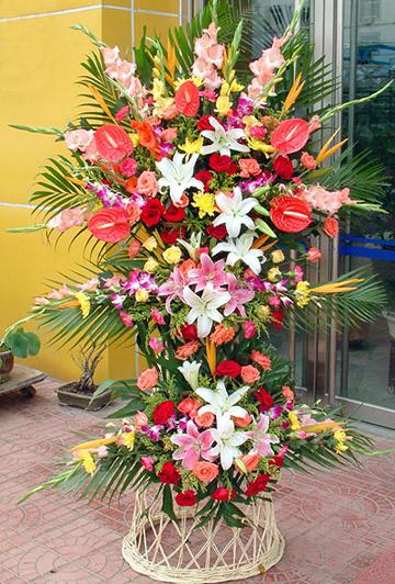 商务鲜花/开业庆典