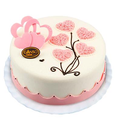 元祖蛋糕图片