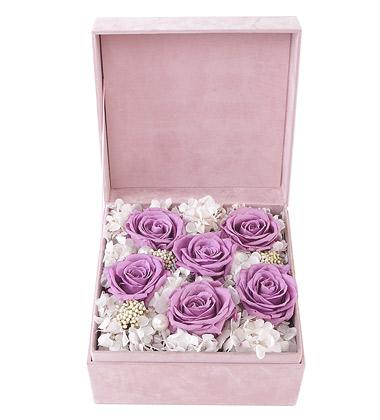 永生紫玫瑰