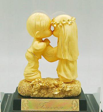 kiss娃娃摆件/小号