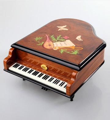五十音木制钢琴