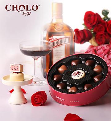 美满良缘 巧克力礼盒