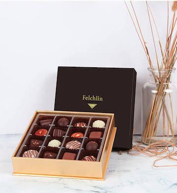 Felchlin妃亭16粒装巧克力礼盒