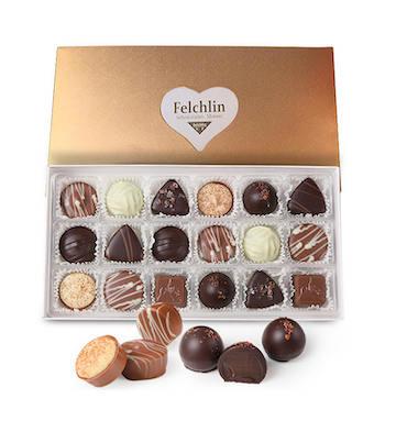 Felchlin妃亭18粒装巧克力礼盒