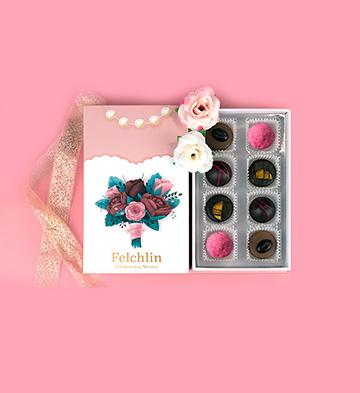 Felchlin进口巧克力圣诞挚爱礼盒装/公主
