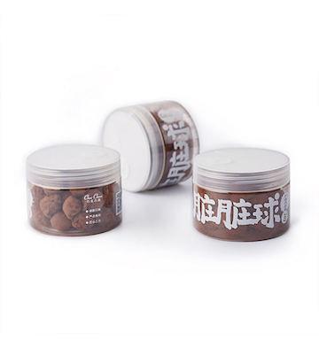 网红脏脏球巧克力( 榛子、腰果、巴旦木三口味组合装)