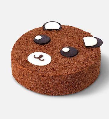 PAPI PAPI熊蛋糕(1.2磅)