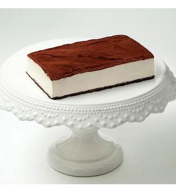 沙布蕾芭菲巧克力可可生日聚会蛋糕(2磅)