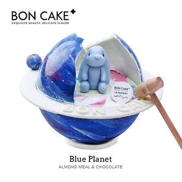 蓝色星球(6寸)