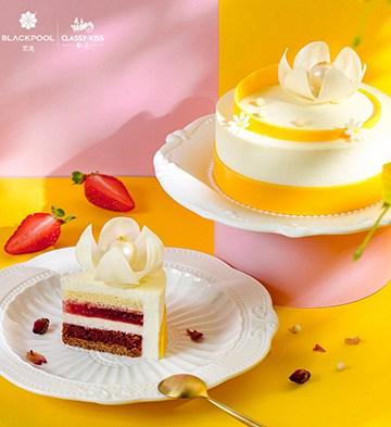 酸奶红丝绒慕斯蛋糕(4.5寸)