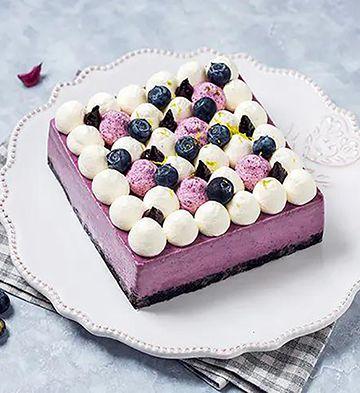 蓝莓芝士蛋糕(1.3磅)