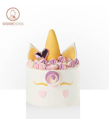 梦幻独角兽系列蛋糕(5寸/1.2磅)
