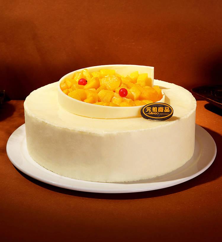 好利来慕斯蛋糕图片