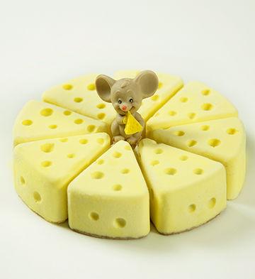 杰瑞的奶酪芝士蛋糕(6寸)