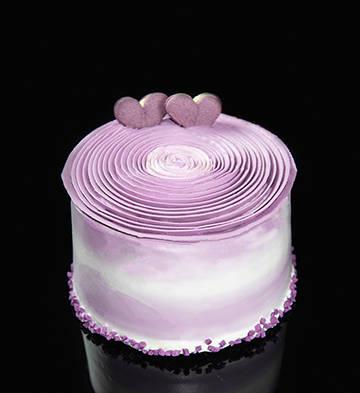 荔紫蛋糕(8寸)