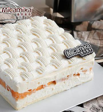 芒果冰淇淋蛋糕 Mango Ice Cream Cake(1.5磅)