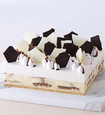 雪域大理石芝士蛋糕(2-4人食)