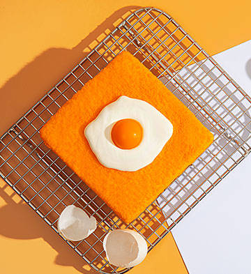 闲蛋皇蛋糕(2-4人食)