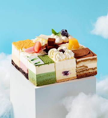 環游世界蛋糕(2-4人食)